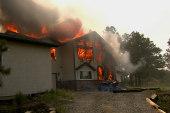 Colorado wildfires have displaced over 38...