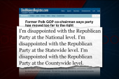 Some fed-up Republicans are quitting the...