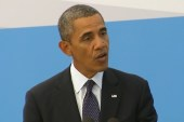 Obama will address nation on Syria Tuesday...