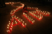 'Cautious hope' on World AIDS Day
