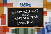 2013 through Ella's eyes