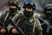 What is happening in Crimea?