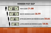 Obama on pay gap: 'It's not a myth, it's...