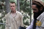 Soldier released in exchange for five Taliban