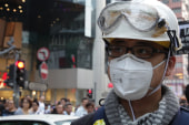 Inside Hong Kong's pro-democracy protests