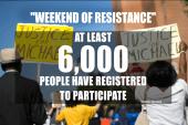 6,000 registered for weekend Ferguson...