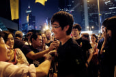 Student protest leader doubts officials...