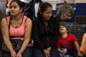 Why is the U.S. locking up moms and small...