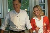 Campaign try to sell a kinder, gentler Romney