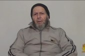 Al Qaeda releases video of kidnapped American
