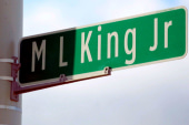 Streets bearing MLK's name often in worst...