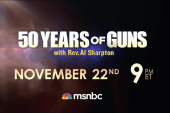 """50 Years of Guns"" with Rev. Al Sharpton"