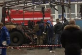 Deadly blasts rock Russia