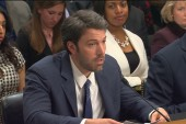 Rewrite: Affleck testifies on Capitol Hill