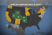 Another SCOTUS test for gay marriage?
