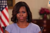 First lady calls for return of Nigerian girls