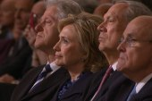'Just the beginning' of Clinton 2016