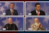 Idaho gov. hopefuls engage in heated debate
