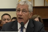 Hagel: I'm 'offended and disappointed'