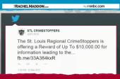 Reward money grows to catch Ferguson shooter