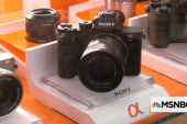 Getting the picture: Saving a camera store