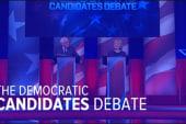 Bernie and Hillary Go Toe to Toe