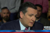 Ted Cruz is so over political correctness