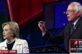 Did the debate boost Sanders in the polls?