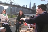 Correspondents share their tricks on the...
