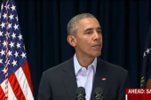 No endorsement from Obama before July?