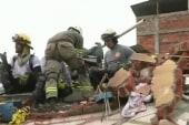 Death toll rises in Ecuador