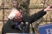 A look at Bernie Sanders' old stomping...