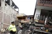 Mudslides hamper quake aid in Ecuador