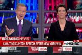 Risk of Sanders attacks on Clinton lingering