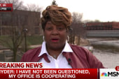 Flint resident: Action finally being taken