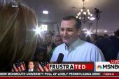 Ted Cruz: I don't think I should drop out