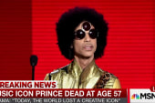 Essence ed.: Difficult to believe Prince...