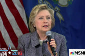 CT Gov. helps Clinton argue Sanders on guns
