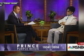 Prince: a famously private individual