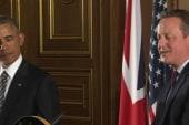 PM Cameron: My friend, Barack has a good...