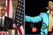 Pres. Obama: Prince was 'extraordinary,...