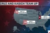 How did the Cruz, Kasich alliance happen?