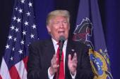 Donald Trump food-shames John Kasich
