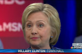 Clinton: Not enough to diagnose problems