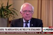 Could Sanders consider Warren as a running...