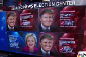 NBC: Trump, Clinton score 'significant' wins