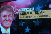 Trump on rivals, Clinton and his campaign