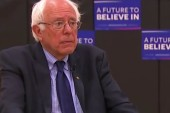 Sanders: Donald Trump has no judgment