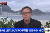 100 days until Olympic games in Rio