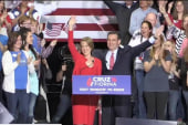 Cruz names Fiorina as 2016 running mate